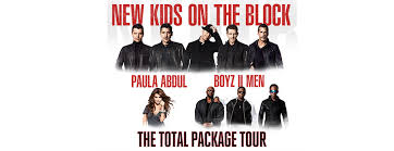 Nassau Coliseum Seating Chart Nkotb New Kids On The Block The Total Package Tour Nycb Live
