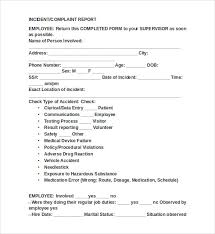 Osha 300 Forms 7 Free Documents In Pdf Word