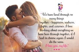 Love Quotes For Wife Inspiration 48 Romantic Love Messages For Wife