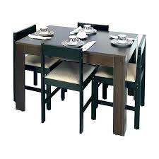 small glass dining table and chairs round glass kitchen table sets kitchen sets black kitchen table