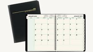 Monthly Calendar Notebook Monthly Calendar Notebook