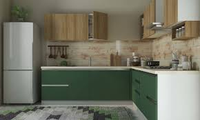L Shaped Kitchen Design Color Incredible Homes Simple and