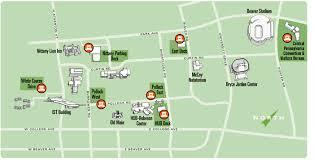 Parking Information Kiosks Psu Transportation Services