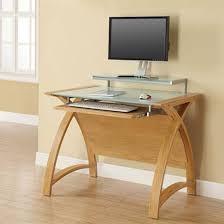 computer desk small. PC201.900-Computer-desk-Oak Computer Desk Small