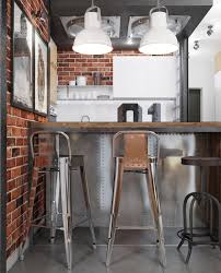 Industrial Kitchen Floor 32 Industrial Style Kitchens That Will Make You Fall In Love
