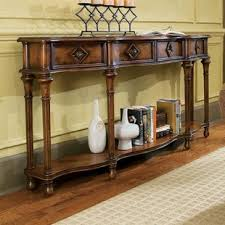 E Decorator Hall Console Table