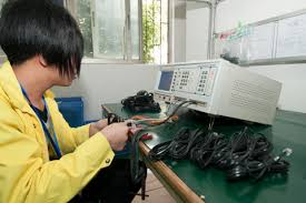 custom cable assemblies and wire harness manufacturing process quality assurance insertion loss analysis