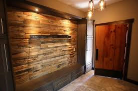 pallet wood wall panels reclaimed wood accent wall fireplace pre fab panels fall door decor