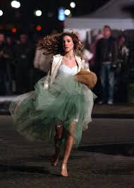Carrie Bradshaw Pictures Of Sarah Jessica Parker And Carrie Bradshaw Running In