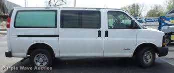 2006 Chevrolet Express 3500 Cargo van | Item DA8097 | SOLD! ...