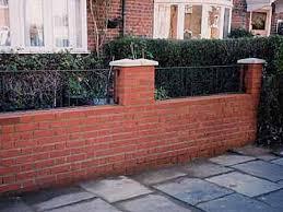 Small Picture Garden Brick Wall Ideas Brick Block Walls Design Gabion1 Usa