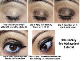 stylish smoky eye makeup 25
