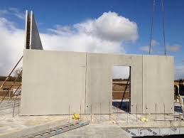 keegan precast design manufacture and erect paint ready made precast concrete twin walls