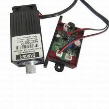 <b>500mw 405nm</b> Focusing <b>blue purple</b> laser module TTL For DIY ...