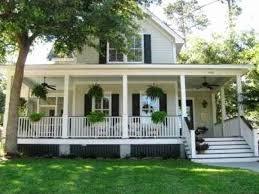 1 story house plans wrap around porch new style modern farmhou