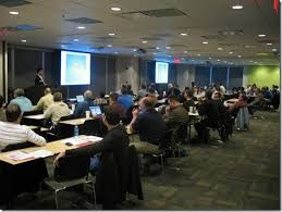 Microsoft Office Meeting Active Directory User Group Meeting At The Specops Event At