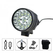 Buy Bike light 13T6 Headlamp Headlight <b>13 x XM-L T6</b> LED 22000 ...