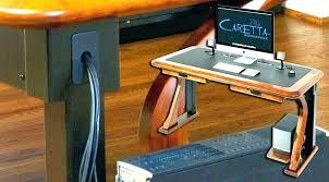 diy cord organizer desk best cable management ideas charger travel furniture diy cord organizer