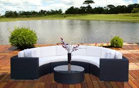 curved patio sofant cushions outdoor sectional round sets hampton round patio furniture carehouse outdoor brisbane melbourne