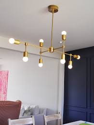 diy modern lighting. diy lindsey adelman pendant light remodelista diy modern lighting t