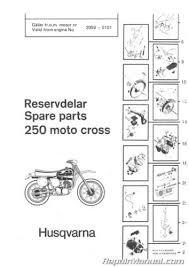 motorcycle manuals literature 1977