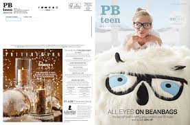 Pottery barn teen magazine