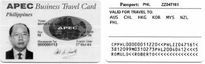 Apec Business Travel Card Abtc The Asia Pacific Economic