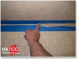 How to caulk shower Grout Laticrete Latasils 100 Silicone Caulk Is The Best Colored Caulk To Use For Showers And Wet Areas Latasil Caulk Comes In Variety Of Colors And Is Fairly Natco The North American Tile Cleaning Organization How To Professionally Recaulk Tile Shower