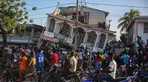 7.2 magnitude earthquake in Haiti kills ...