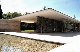 ludwig mies van der rohe barcelona. German Pavillon In Barcelona By Ludwig Mies Van Der Rohe (1929) 1058x1600