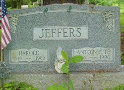 Antoinette Depaoli Jeffers (1914-1996) - Find A Grave Memorial