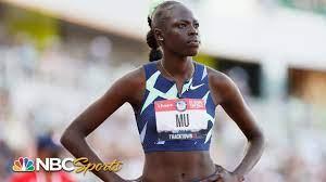 Olympic trials 800m heat
