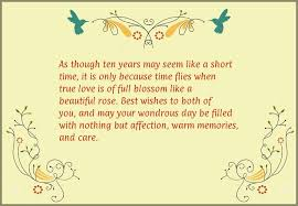 10 Year Anniversary Quotes Beauteous Work Anniversary Message Holaklonecco