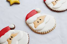 round christmas sugar cookies. Modren Cookies Easy Christmas Cookies For Santa  Sugar Decorated With Royal  Icing Simple Cut Out For Round