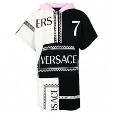 Young Versace Size Chart Young Versace Kids Clothing Designer Childrenswear