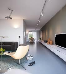 Home Designs: 10 Track Lighting - Modern Interior