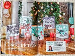 Tonic Studios Design Collection Magazine Cardmaking And Papercraft Magazine Christmas 2018 Issue