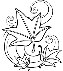 Small Picture Fall Coloring Pages For Toddlers Coloring Pages