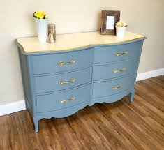 French Provincial Dresser Light Blue Dresser Unique Bedroom