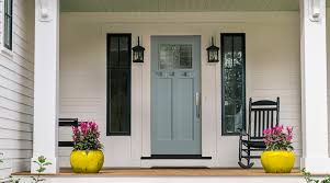 a guide to popular front door styles