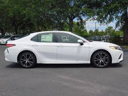 Best New Toyota Camry Se Auto With White