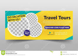 Business Banner Design Travel Tours Corporate Banner Template Horizontal Advertising