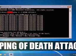 How To Perform Ping of Death Attack Using CMD And Notepad (Just For  Learning)