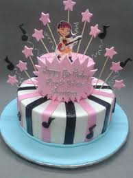 3d Girls Birthday Theme Cakes For Kids Deliciae Cakes