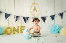 Cake Smash Photography In Delhi First Birthday Photoshoot Anega