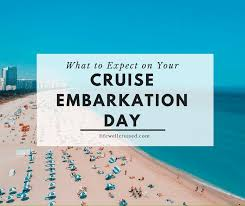 7 Day Cruise Packing List 15 Cruise Embarkation Day Tips Straight From The Pros Life