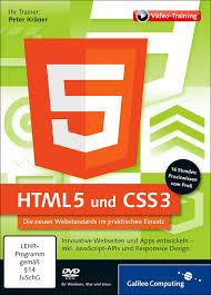 HTML5 und CSS3. Die neuen Webstandards. Von Peter Kröner