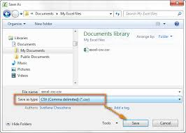 How To Convert Excel To Csv And Export Excel Files To Csv Utf 8