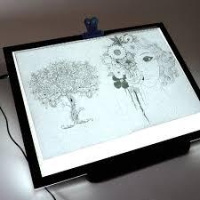 Artist Light Box