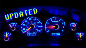 1997 F150 Dash Light Bulbs D I Y How To Install Led Dash Upgrade Updated